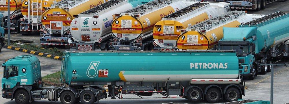 Petronas Ready to Buy Iranian Crude