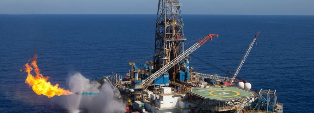 SP Phase 18 Gas Extraction Starts