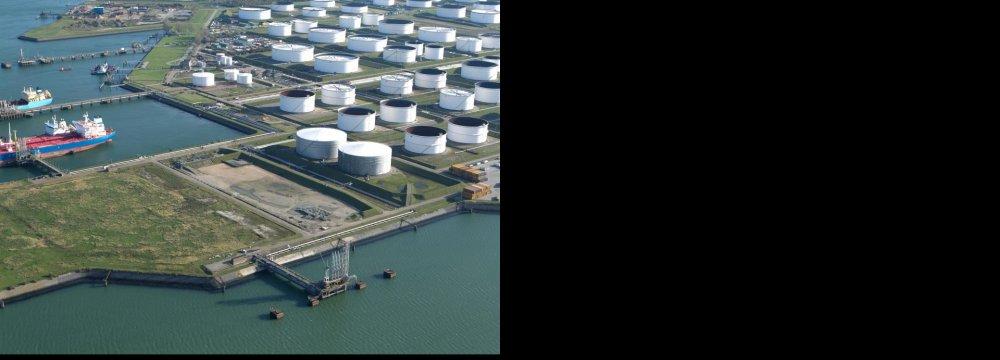 Iran Gas Condensates Entering New Markets