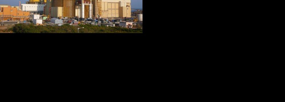 Russia, Saudis Sign  Nuclear Energy Deal