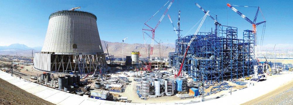 Mapna Will Increase Iraq Power Capacity by 20%