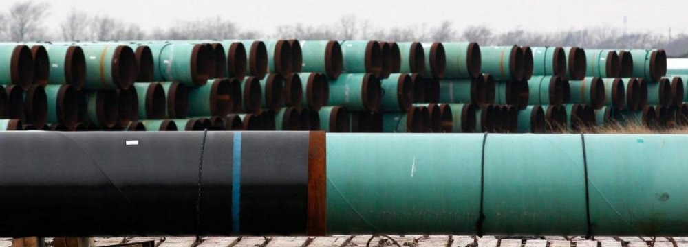 Russia, Japan to Construct Pipeline