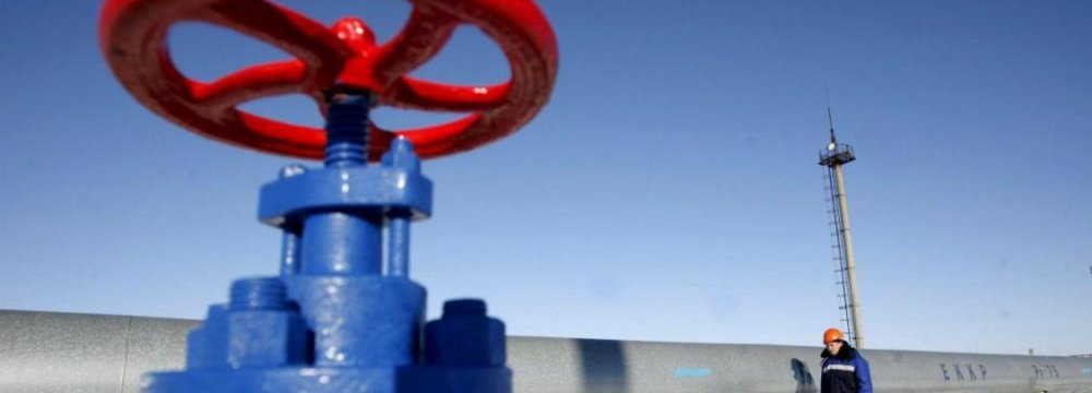 No Disruption to Russian Gas
