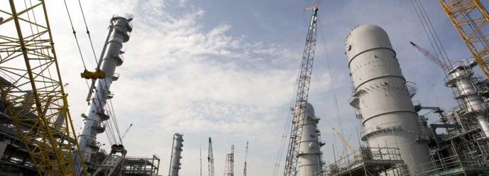 Sarakhs May Emerge as Petrochem Hub