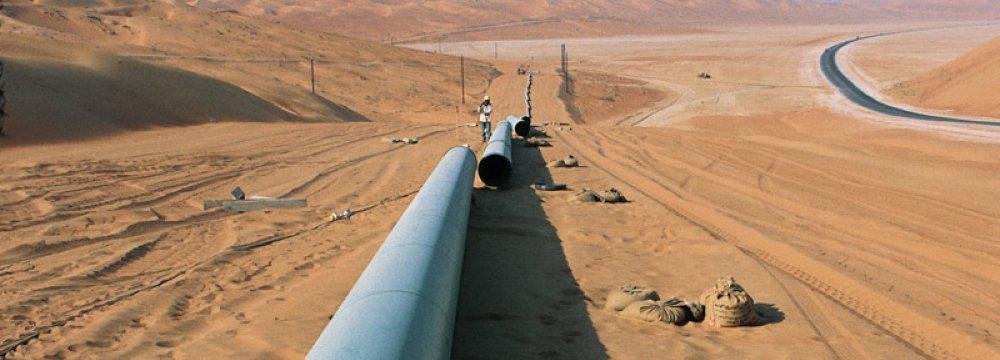 Bahrain, S. Arabia Sign $300m Oil Pipeline Deals