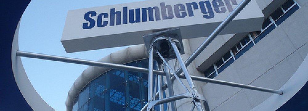 Schlumberger Wins Contract