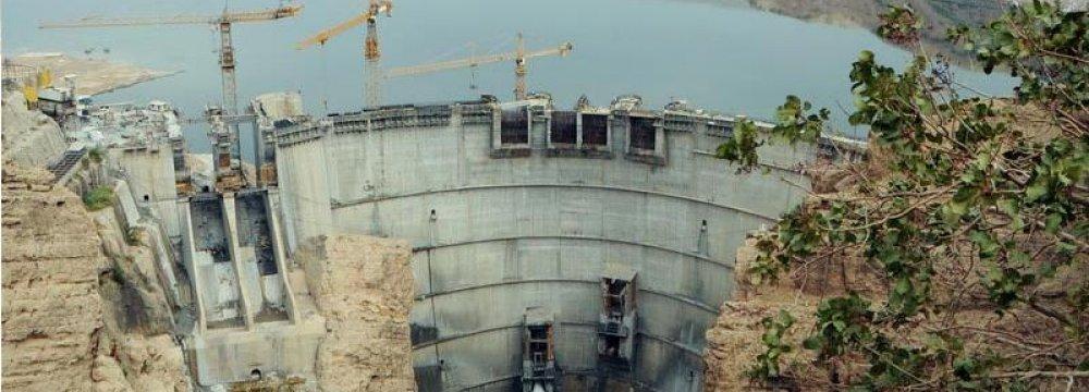 Power Generation Capacity Up 480 MW