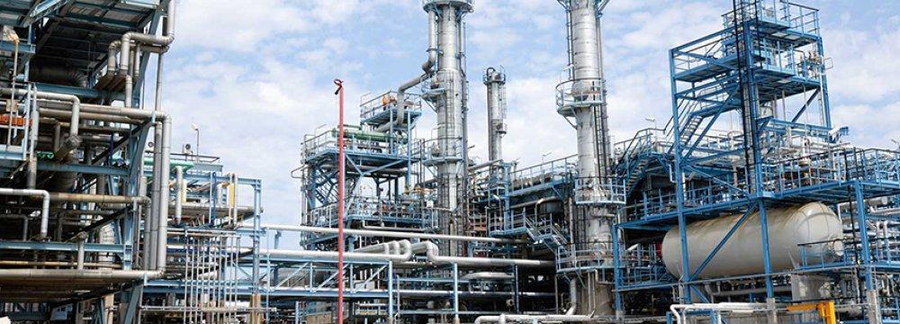 Shourijeh Gas Facility Ready for Winter