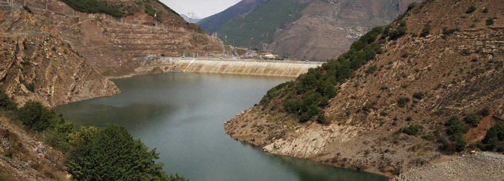 Siah Bisheh Power Plant Goes on Stream