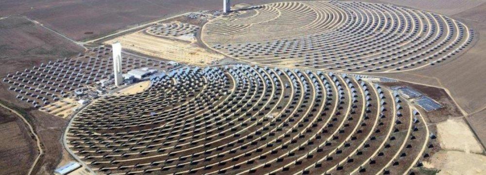 Germans to Build Solar Plants in Kerman