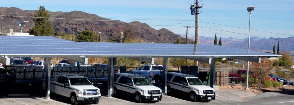 Pardisan Solar Farm Launched