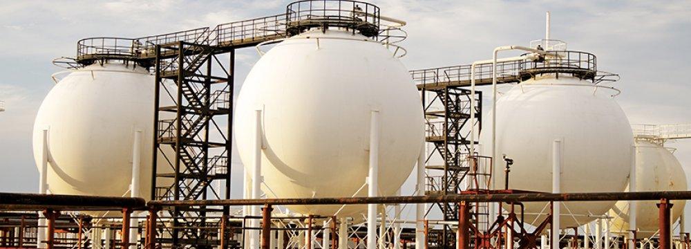 Tehran, Moscow in Gas Storage Talks