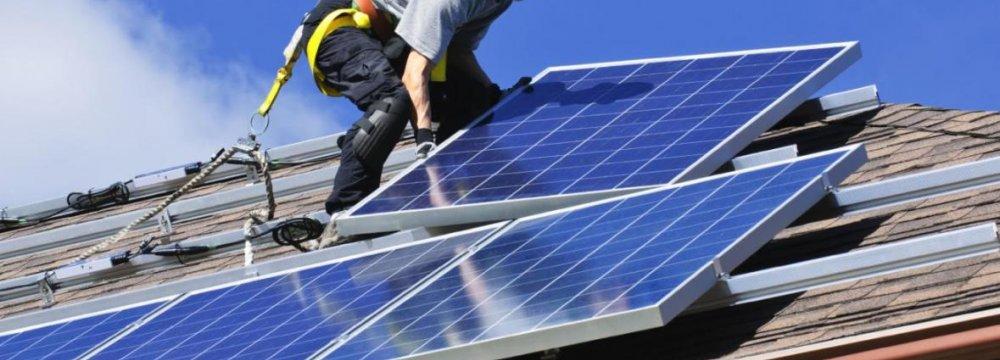 Solar Panels  in Tehran
