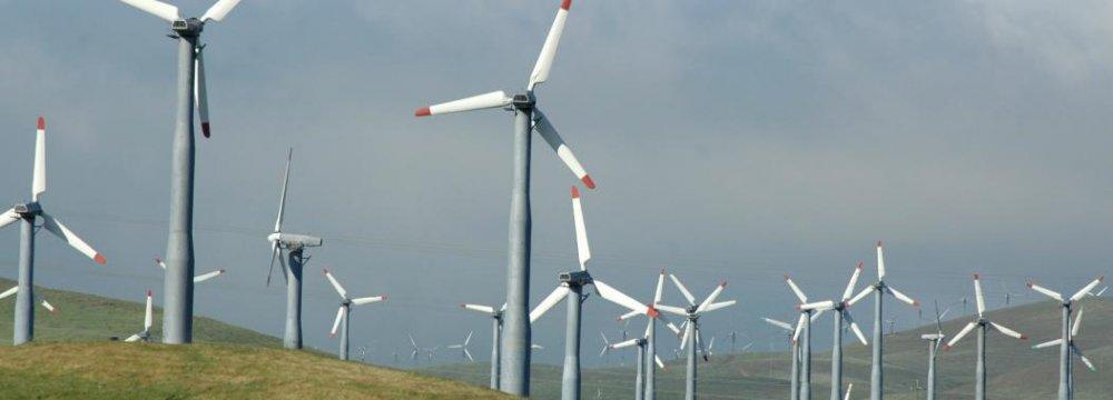 Turkey Seeks 2,000 MW of Wind Power