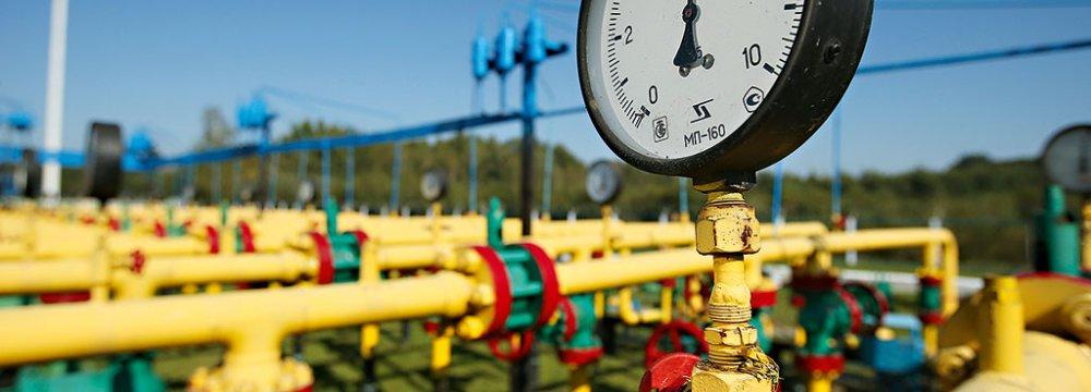 Ukraine Raises Gas Imports From Slovakia
