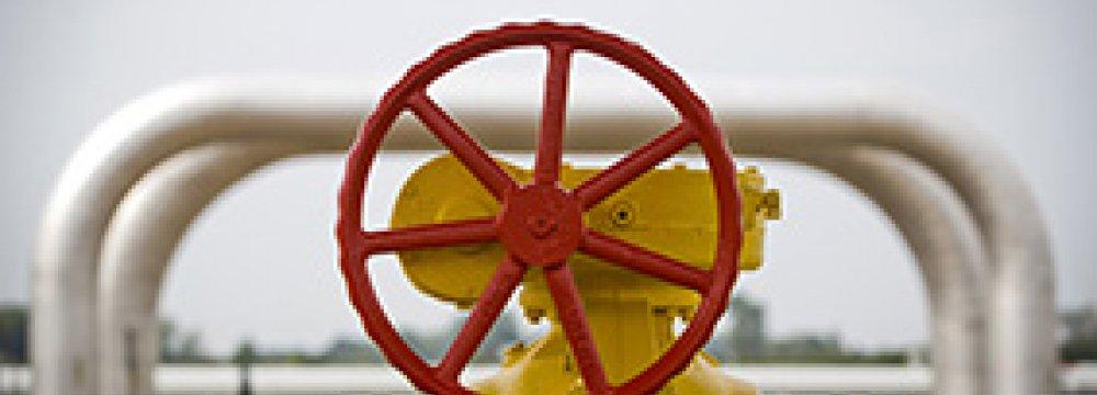 Ukraine's  EU Gas Imports Up