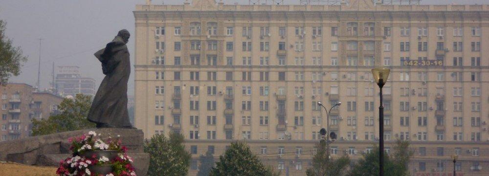 Operator Needed for Ukraine's Gas Transport System