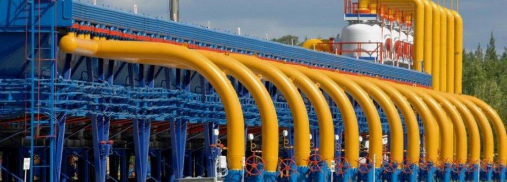 Ukraine Saves $500m on Reverse Gas Flow