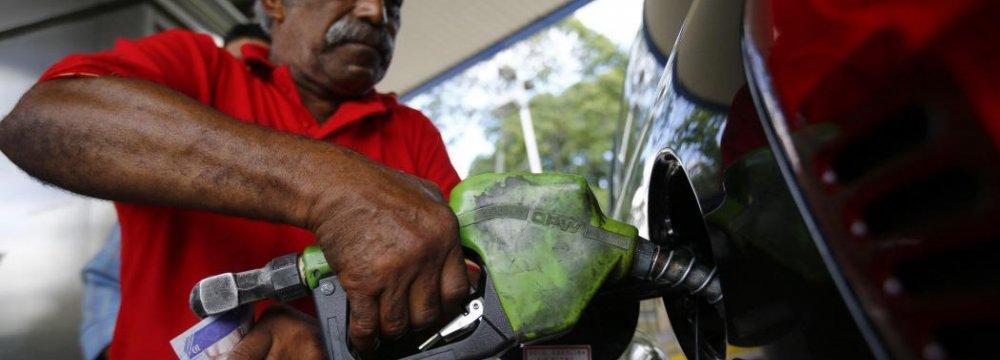 Venezuela to Change Fuel Policy