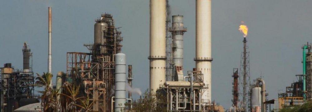 Venezuela Floats Oil Blend Project