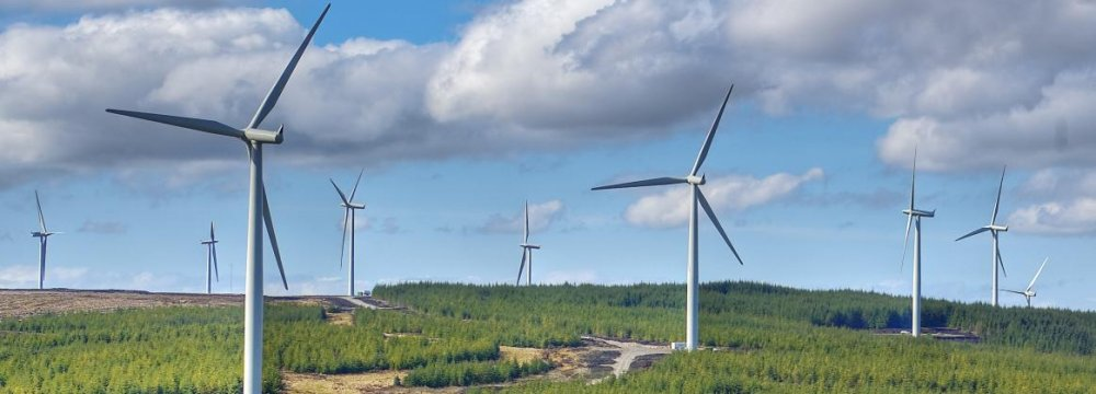 London Ending Subsidies for Onshore Wind