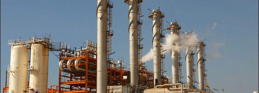SP Gas Output to Increase