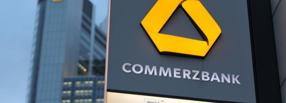 Commerzbank  Eying Iran  Reentry