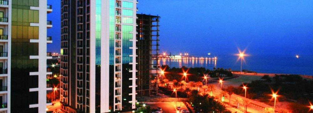 'Ideal City Expo' in Kish