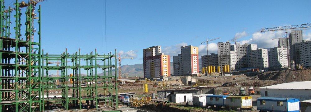 Steep Decline in Housing Sector