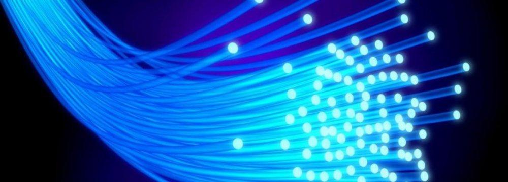 Kish Internet Goes Optical