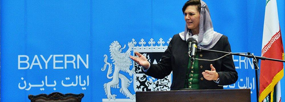 Bavaria Opens Tehran Trade Office