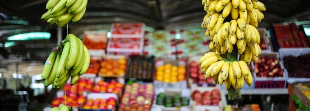 Market Awash With Smuggled Fruit