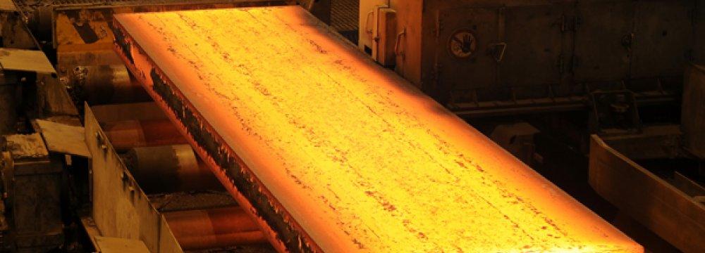 Sharp  Steel Decline Unlikely