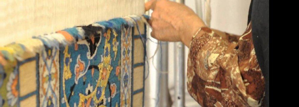 Persian Carpets  Remain Unrivaled