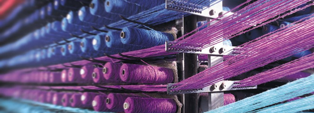 TSE Share of Textile Firms Meager