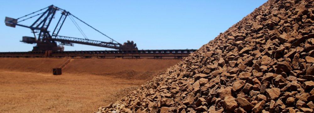 Iron Ore Production Forecast