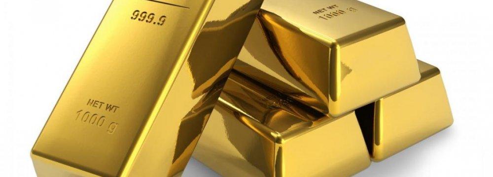 Gold Trade at Mercantile Exchange