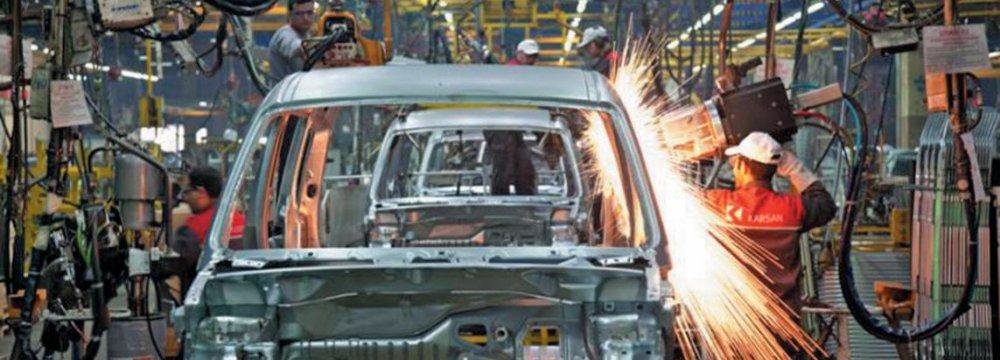 Car Manufacturing Hub in Chabahar