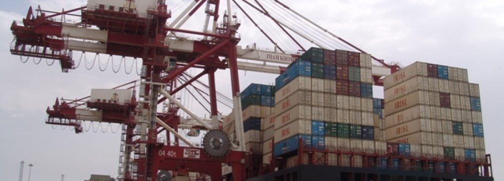 Khuzestan Ports Trade Up 20%