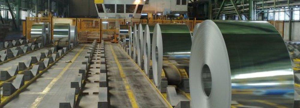 Gov't Plans to Help Boost Steel Industry