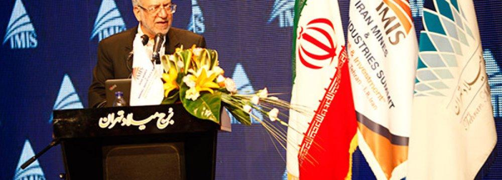 Iran Mines, Mining Industries Confab
