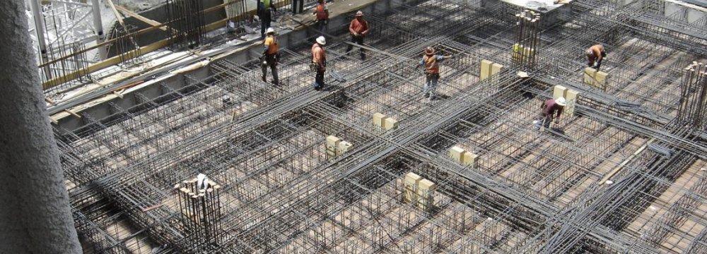 Construction Material Industrialists Air Grievances