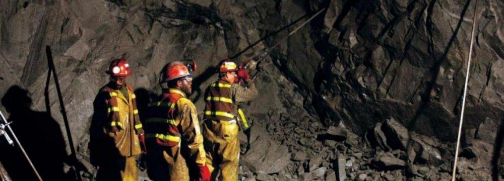 SCI: 5,300  Mines Active