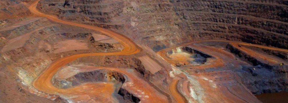 Small Iron Ore Mines Shut