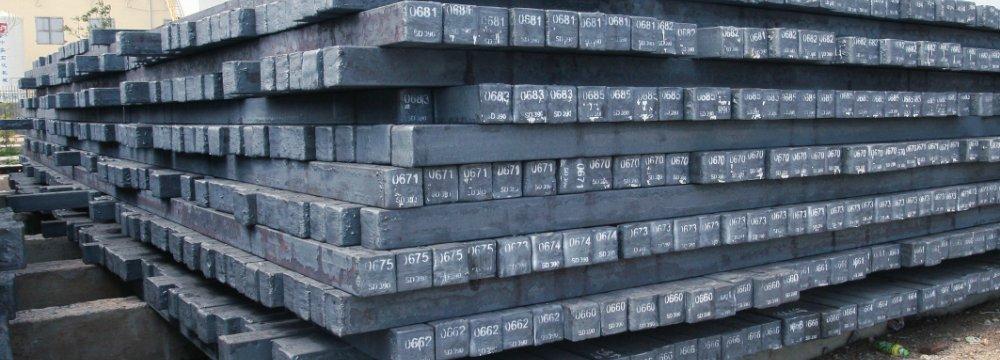 Weak Demand for Steel