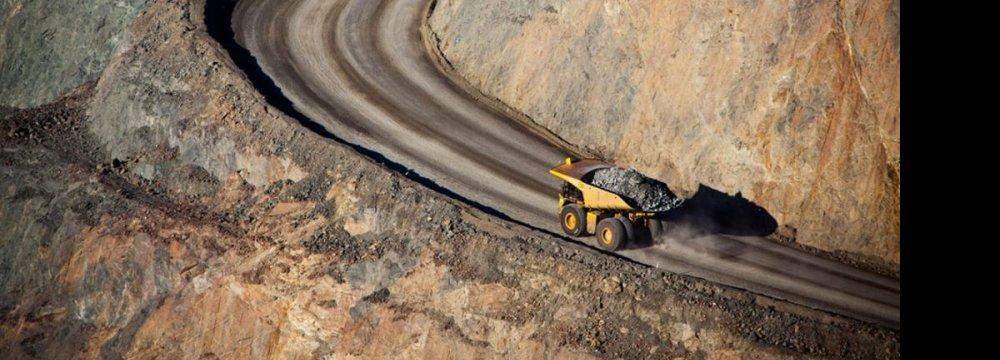 BMI: Mining Outlook Positive