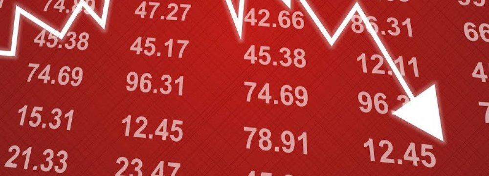 Stocks Stuck in Free-Fall