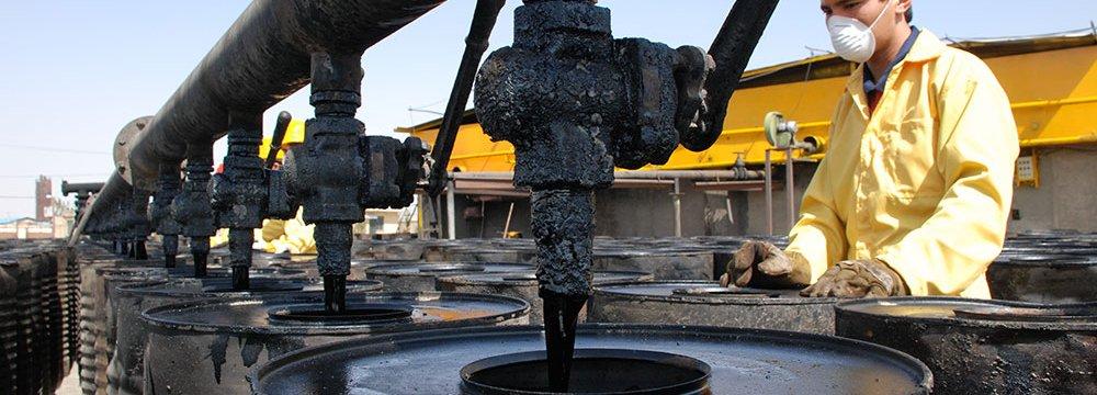 Bitumen Lures Overseas Customers to IME