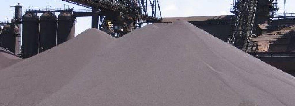 Iron Ore Plant in Hamedan