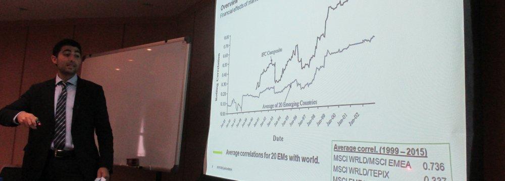 Financial Market Gears Up for  Liberalization, Global Integration
